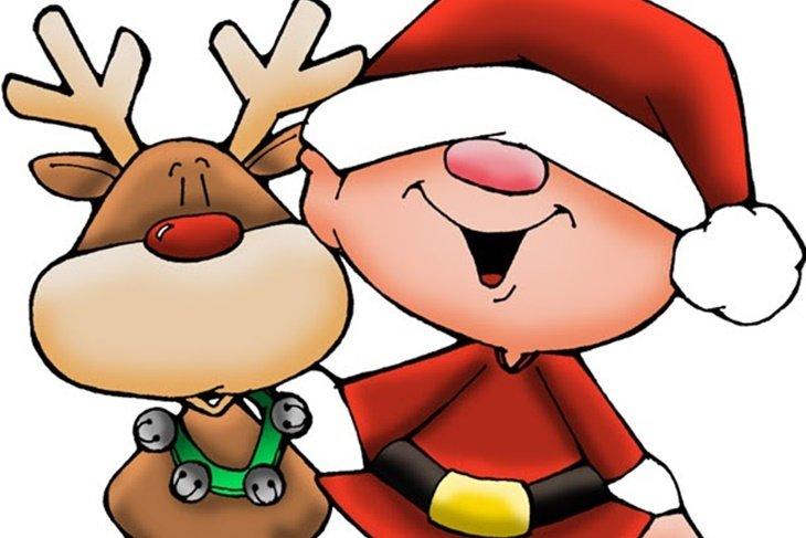 Dibujos para colorear de Navidad Los mejores diseos