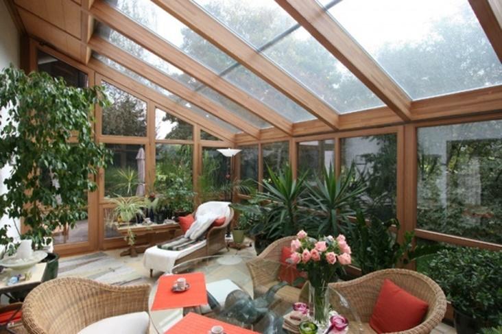 Jard n de invierno decoraci n m s adecuada fotos for Decoracion de interiores jardines de invierno